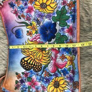 biacci Bags - Biacci Hand Painted Purse Bag Festival Hippy Art